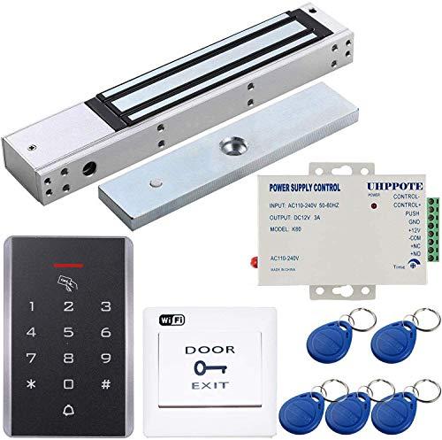 UHPPOTE Kit de control de acceso a puerta WIFI de 2,4 GHz...