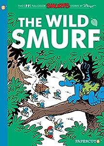 The Smurfs Graphic Novels 21巻 表紙画像