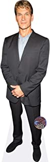 Patrick Swayze (Grey Suit) Life Size Cutout