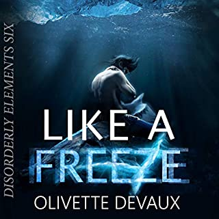 Like a Freeze  audiobook cover art