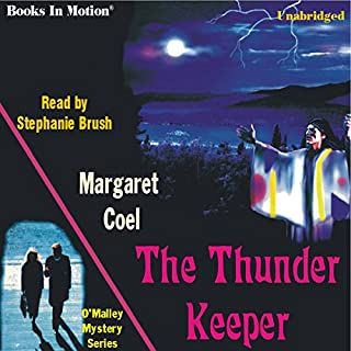 The Thunder Keeper audiobook cover art