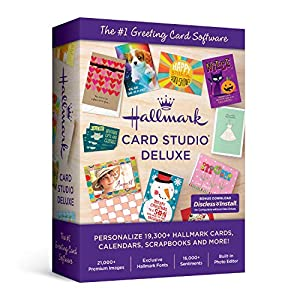 Hallmark Card Studio Deluxe– New Version
