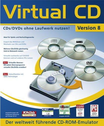 Virtual CD Version 8