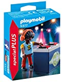 PLAYMOBIL Especiales Plus- DJ Figura con Accesorios, Multicolor (5377)