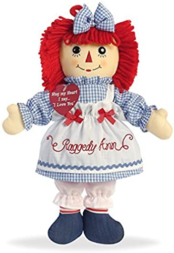 preferente Aurora World Talking Raggedy Ann Plush Plush Plush by Aurora World  aquí tiene la última