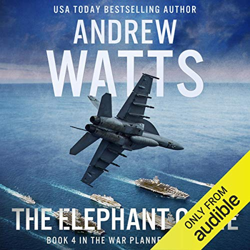 The Elephant Game Audiobook By Andrew Watts cover art