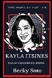 Kayla Itsines Calm Coloring Book: 0 (Kayla Itsines Calm Coloring Books)