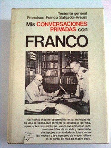 MIS CONVERSACIONES PRIVADAS CON FRANCO.