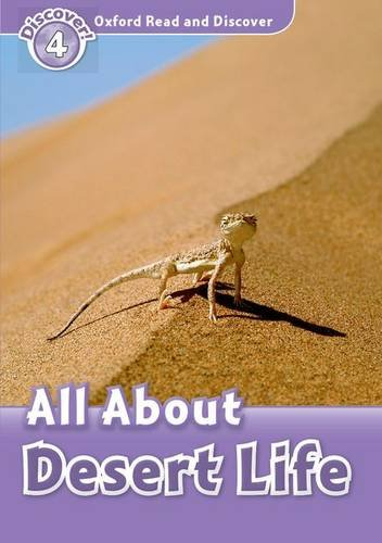 All about Desert Life (Oxford Read and Discover)の詳細を見る