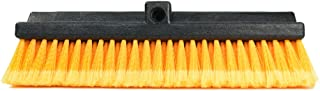 """سر قلم مو کارواش CARCAREZ 15 """"Flow-Thru Bi-Thru Bi-سطح ، مناسب برای تمیز کردن RV با پرهای پرتقال"""