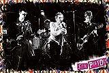 GB Eye Sex Pistols On Stage Maxi Poster, Mehrfarbig