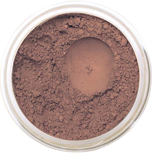 Bellaterra Cosmetics Mineral Powder Foundation | Long-Lasting All-Day Wear | Buildable Sheer to Full Coverage – Matte | Sensitive Skin Approved | Natural SPF 15 (Nutmeg) 9 grams