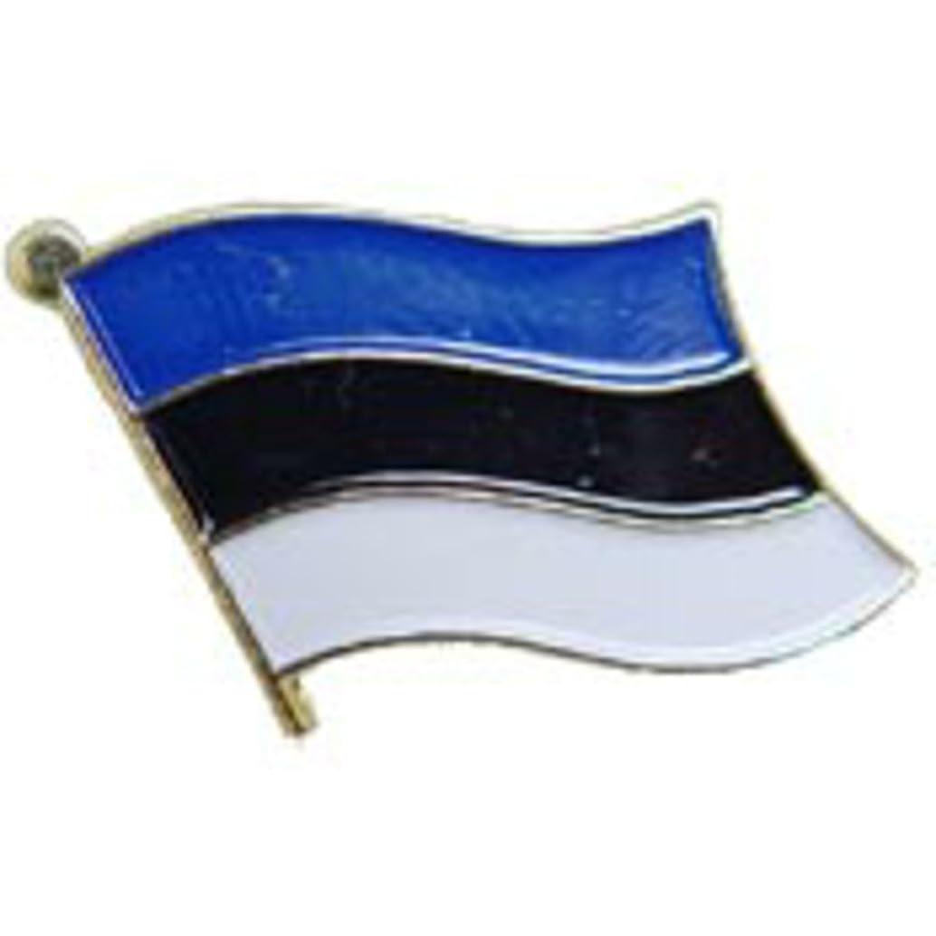 EagleEmblems P09532 PIN-Estonia (Flag) (1'')