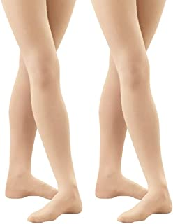 2/6 Pairs Baby Toddler Kids Girls Velvet Ballet Dance Tights Microfiber Legging Stockings Pants for 1-9 T