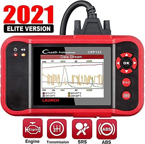 LAUNCH CRP123 OBD2 Scanner OBD2 Code Reader Engine/ABS/SRS/Transmission Automotive Code Reader...
