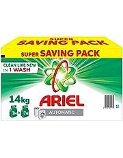 Ariel Automatic Laundry Powder Detergent Original Scent, 2 x 7 kg