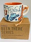スターバックス テキサス ビーン テルシリーズ 世界各地 コレクション オーナメント セラミック コーヒー デミタス マグ 2液量オンス