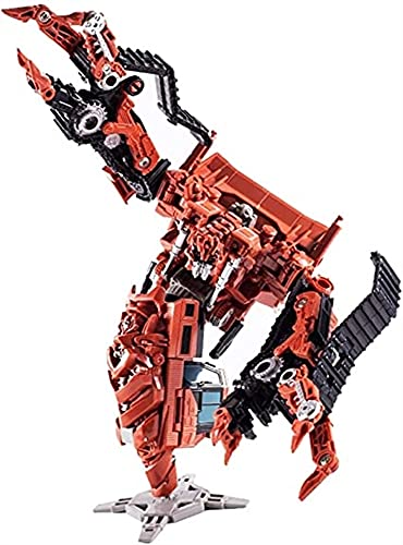 Transformers Robot Vehicle Toys H6001-8A Deformation Engineering Vehicle SS Hercules Roaring Fury Heavy Duty Bulldozer Children's Toy King Kong Movie Version transform toys robot watch