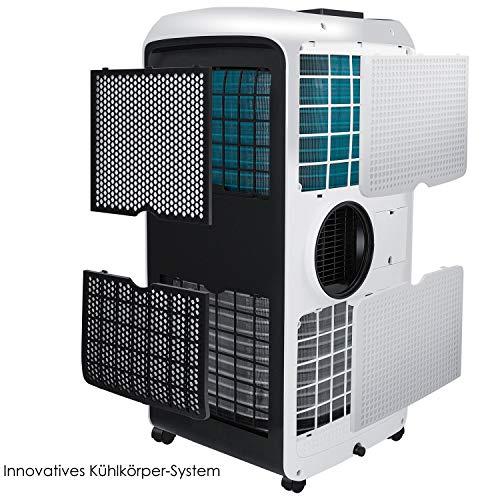 Mobiles Klimagerät mit Fernbedienung und Timer Bild 6*