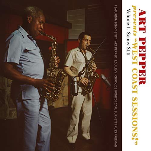 Art Pepper Presents 'West Coast Sessions!' Volume 1: Sonny Stitt