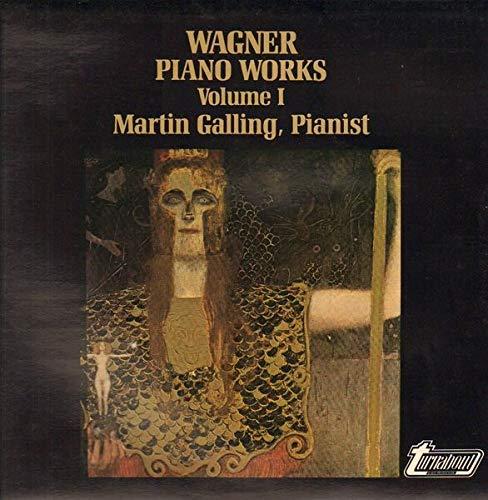 Wagner Piano Works Volume I [Vinyl LP]