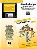Hal Leonard Student Piano Library: Piano Technique Book 3 (GM Disk)