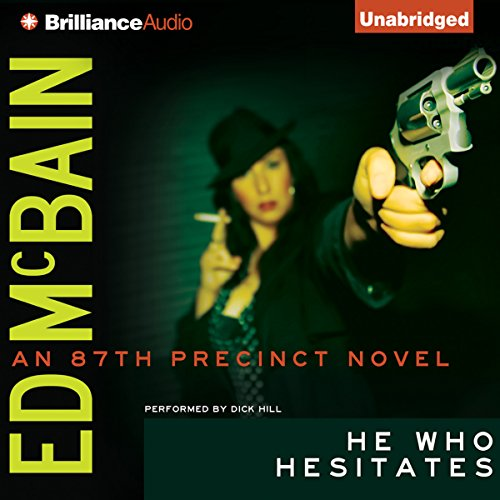 He Who Hesitates audiobook cover art