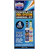 Lucas Oil Complete Fuel System Renewal Kit/6x1/4 Pack