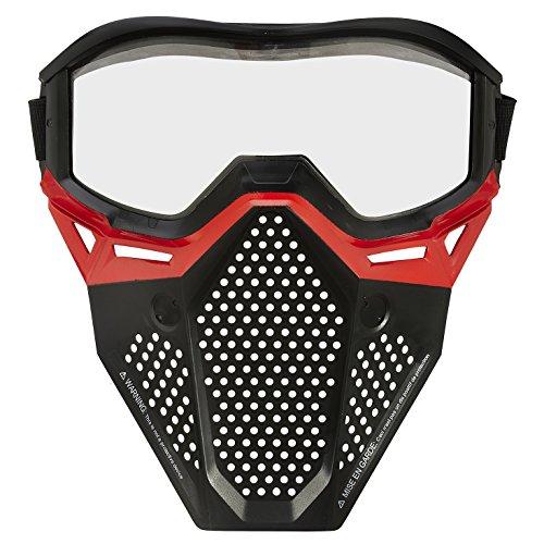 Nerf–Juego Rival máscara, b1616, Rojo