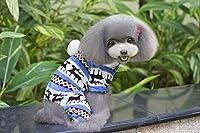 小型犬用 服 小型 パーカー 4カラー2サイズ 選べます