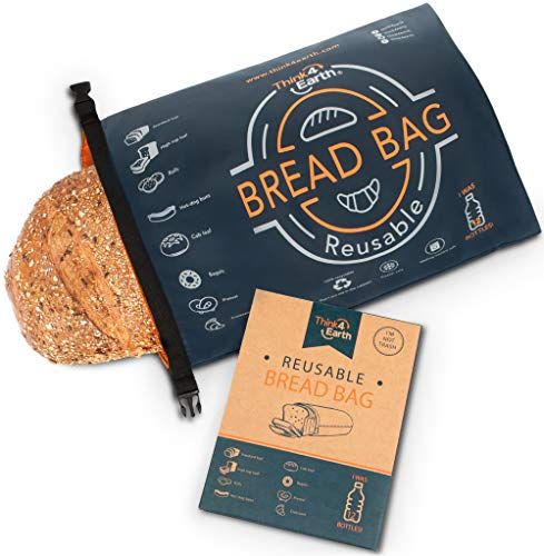 Reusable Bread Bag for...