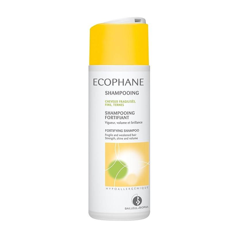 時雪だるまを作る幸運なことにBiorga Ecophane Fortifying Shampoo 200ml [並行輸入品]