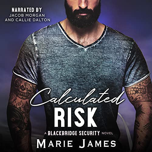 Calculated Risk Audiobook By Marie James cover art