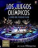 Los Juegos Olímpicos Libro Pegatinas