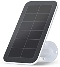 Arlo Accessory - Solar Panel Charger   Weather Resistant, 8 ft Magnetic Power Cable, Adjustable Mount   Compatible with Arlo Ultra Only   (VMA5600)