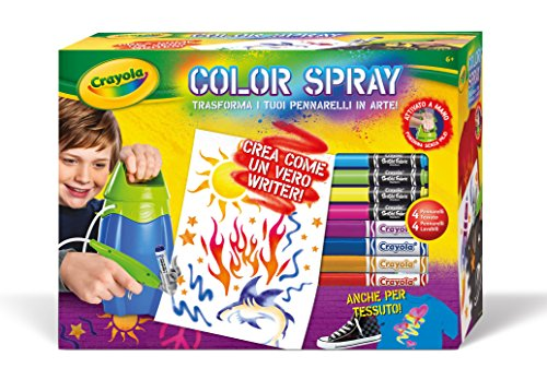 CRAYOLA 04-8733 - Color Spray Aerografo