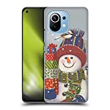 Head Case Designs sous Licence Officielle Christmas Mix William Vanderdasson Présente Bonhomme de...