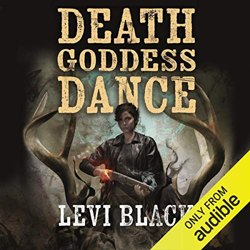 Couverture de Death Goddess Dance
