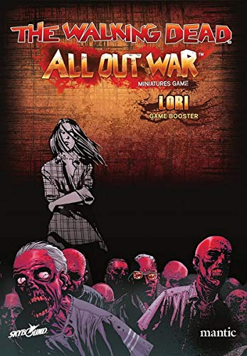 2 Tomatoes Games Booster Lori-The Walking Dead: All out War (Oleada 1), Multicolor (5060469660103)
