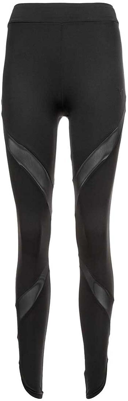 PUMA Women's Evo Mesh Insert Legging
