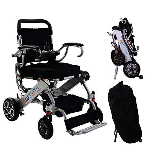 Elite Foldable Electric Power Wheelchair