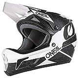 O'Neal Sonus Deft マウンテンバイクヘルメット ブラック/ホワイト MD