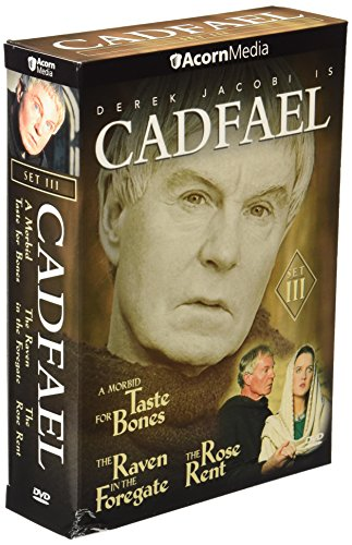 Brother Cadfael: Set 3 (The Rose Rent / A Morbid Taste for Bones / The Raven in the Foregate)