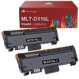Toner Kingdom MLT-D116L Cartucho de Toner Compatible para Samsung MLT-D116L MLT-D116S para Samsung Xpress M2675FN M2675F M2825DW M2825ND M2835DW M2875FW M2875FD M2885FW M2625D M2675 M2825 M2835 M2875 M2885