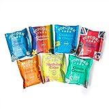 Popcorn Shed – 7 Sabores Exclusivos de Palomitas de Maíz, Premium...
