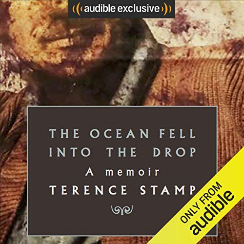 The Ocean Fell into the Drop audiobook cover art