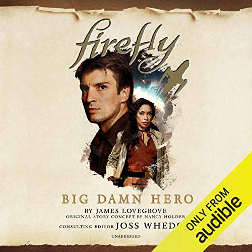 Firefly: Big Damn Hero cover art