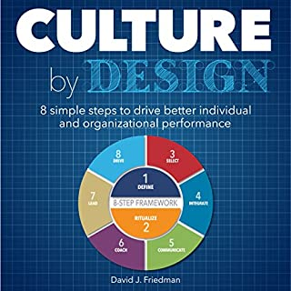 Culture by Design audiobook cover art