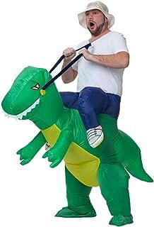 Inflatable T-rex Dinosaur Costume Cosplay Dress