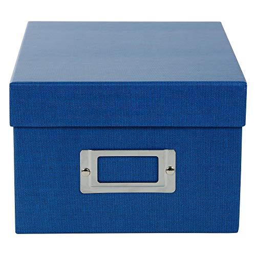 Fotobox Bella Vista - blau, ca. 700 Fotos 10 x 15 cm